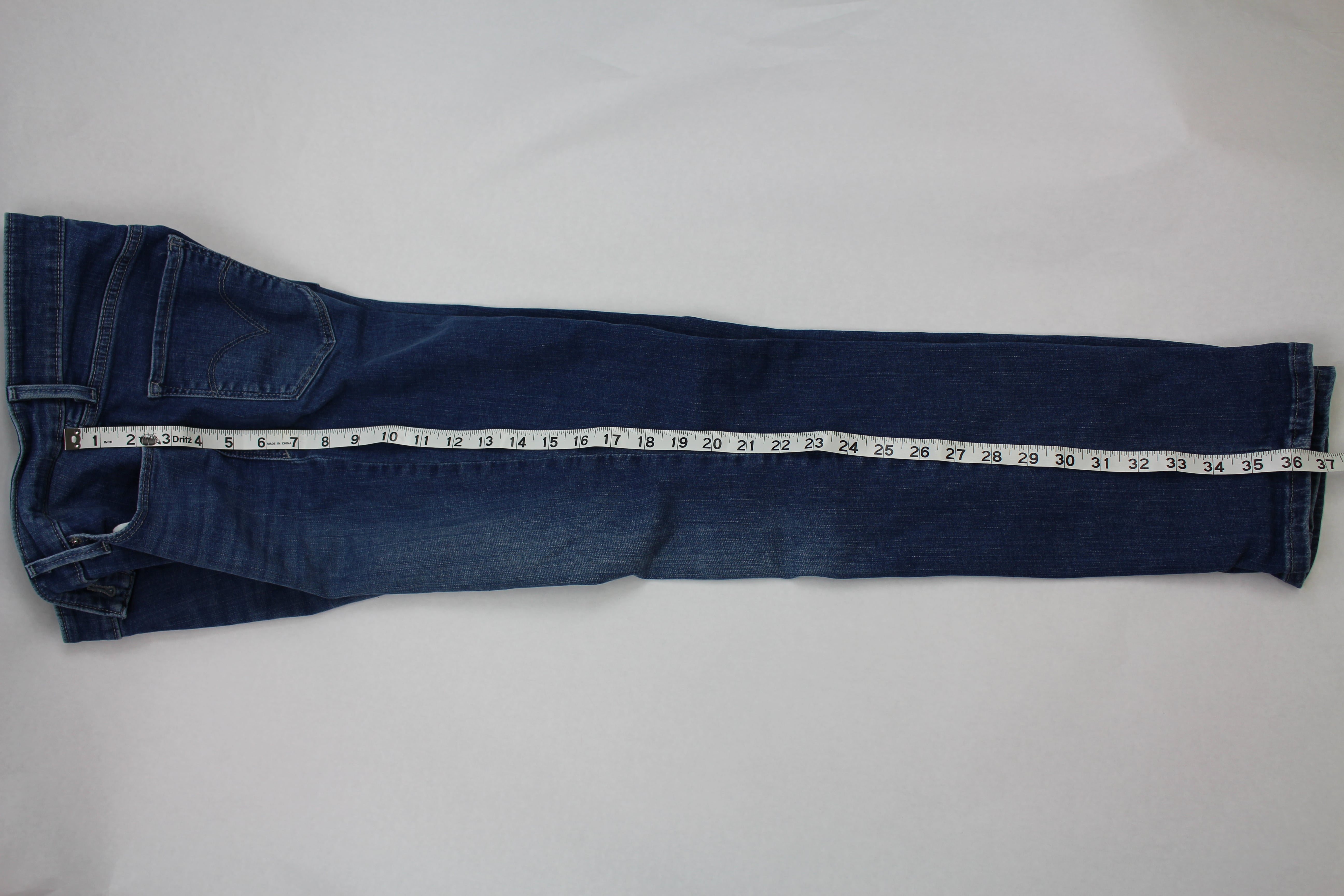 c8142d2520 PREPPING. Measure the outside of the jean ...